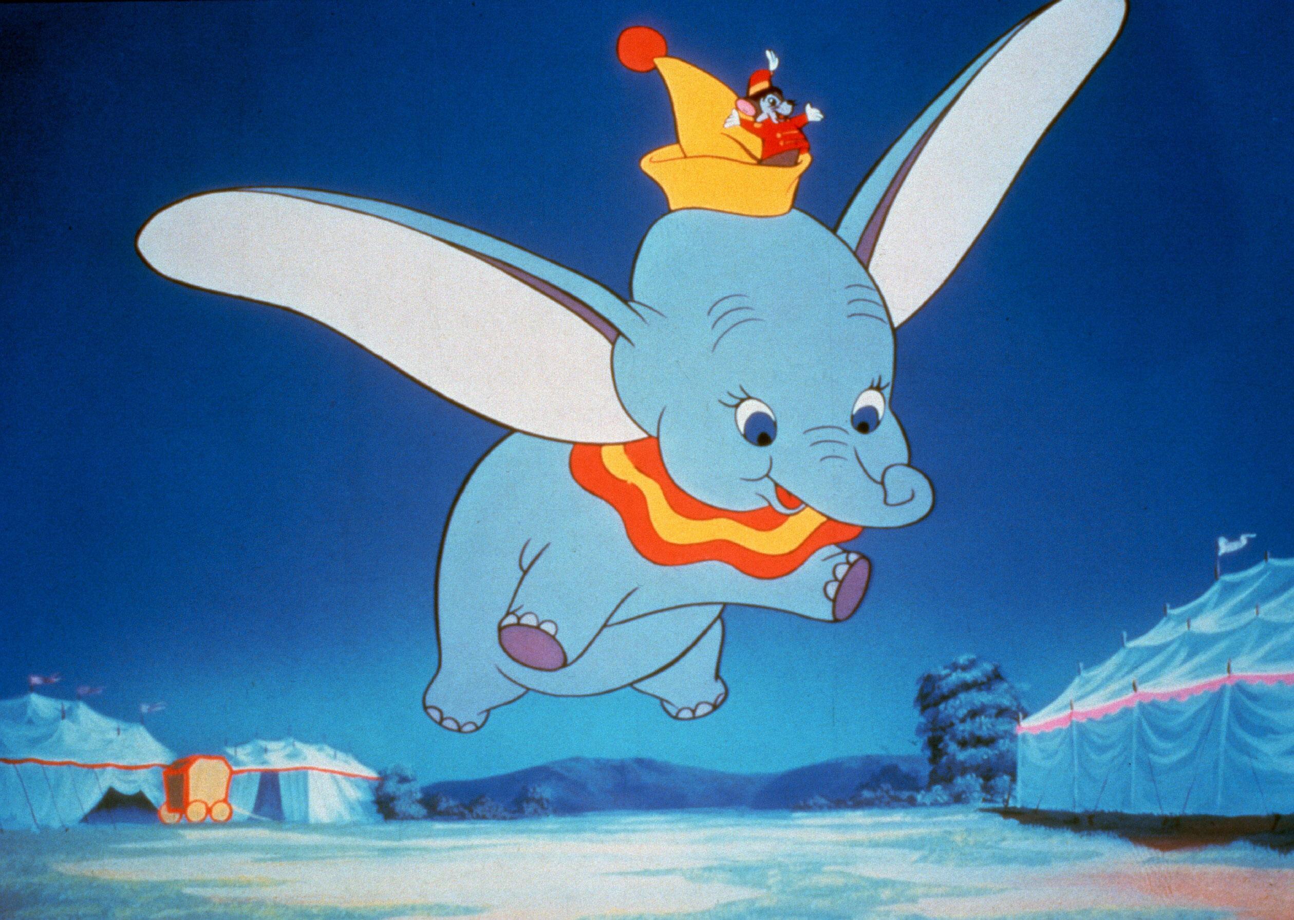Divulgação | Dumbo, de Ben Sharpsteen