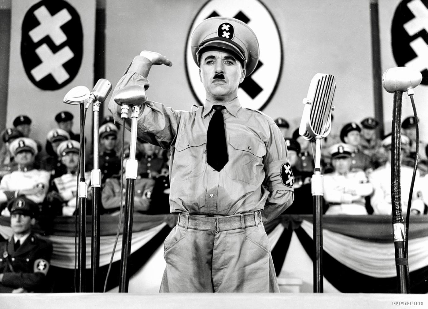 Still | O grande ditador, de Charles Chaplin