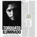 2014-06-11 O Globo - Torquato Iluminado