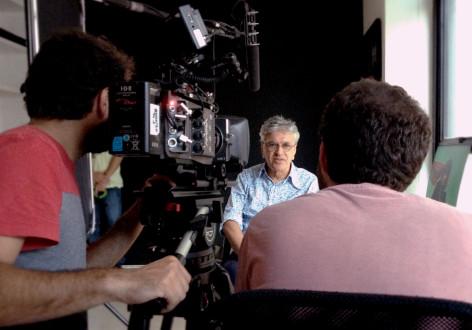 Caetano Veloso em entrevista sobre Torquato Neto | Foto: João Felipe Freitas