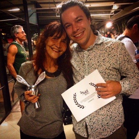 Rafael Saar e Helena Ignez_Mix Brasil
