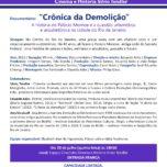 Cineclube - Julho