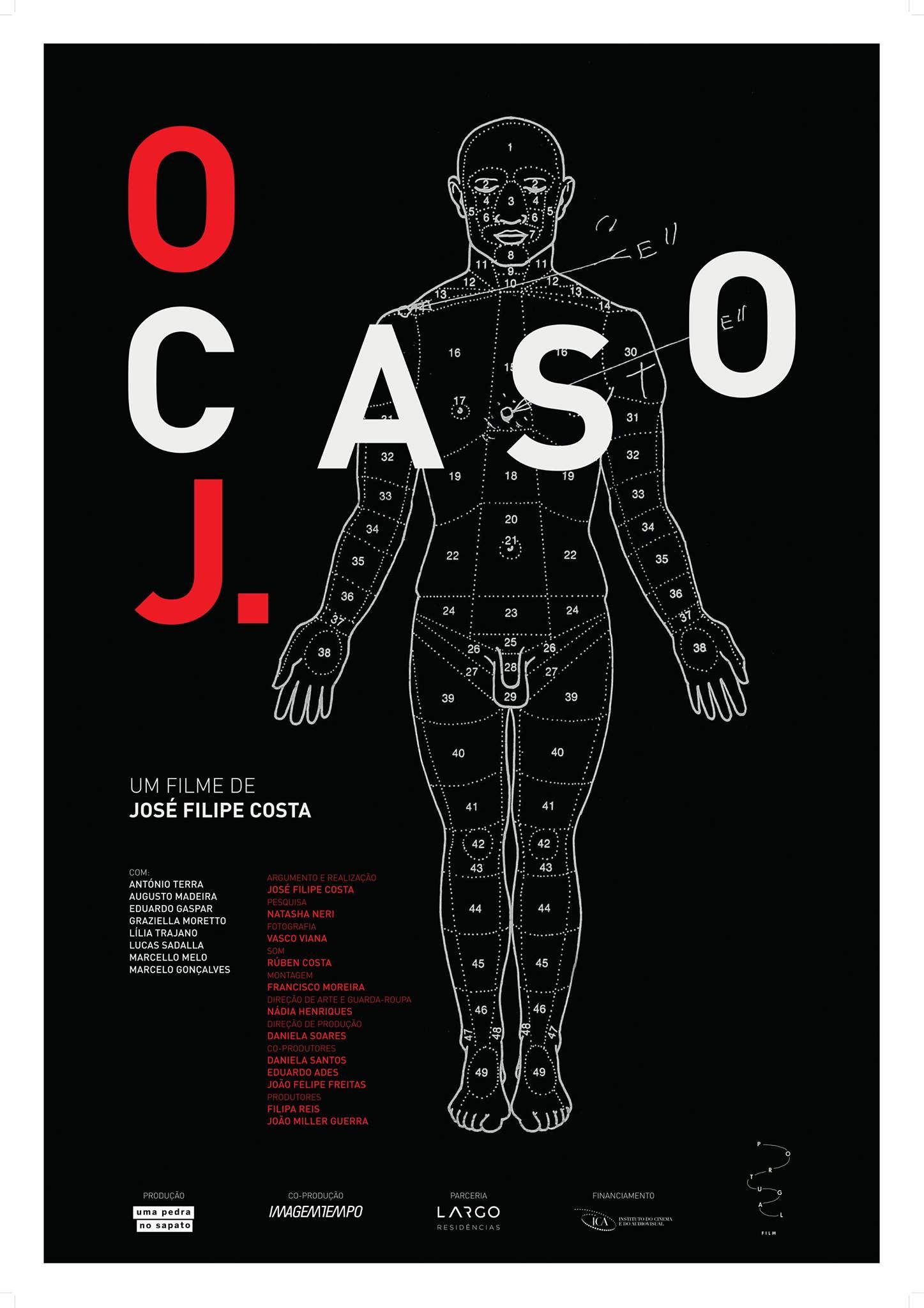 Cartaz | Design: André Sentieiro